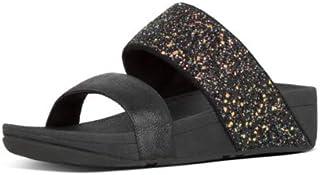 FITFLOP Rosa Glitter Slides Women's Slides