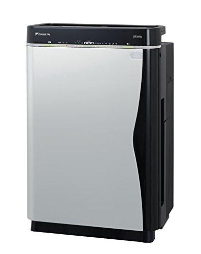 DAIKIN MCK75J Purificador de aire, Negro/Plata