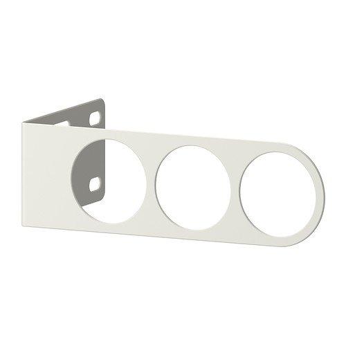 Ikea KOMPLEMENT - Appendiabiti per cameriere, bianco - 17x5 cm