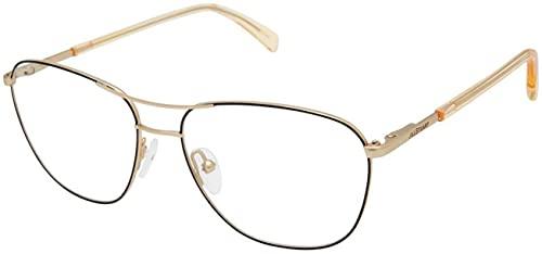 Eyeglasses Jill Stuart JS 405 gold/black