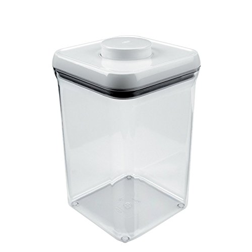 OXO Good Grips Pop Big Square 4-quart Storage Container (Set of 4)