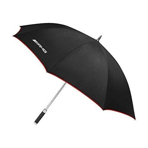 Mercedes Benz AMG originele paraplu zwart/rood diameter 105cm automatisch