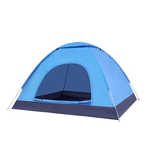 YFFSBBGSDK Tente de Camping Tente de Camping Tente de Plage Tente à Ouverture Rapide Automatique d'alpinisme en Plein air