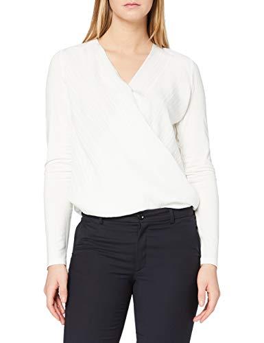 Filippa K Merino R-Neck Pullover, Felpa Donna, Grigio (Light Grey), XX-Small