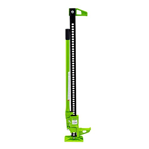 Arcan 48-Inch Heavy Duty Farm Jack with Ratcheting Design (ALFJ48)