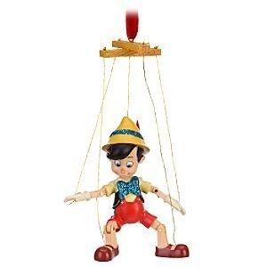 Disney Marionette Pinocchio Ornament
