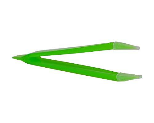 Lange Kontaktlinsen Pinzette - Zum Entfernen und Einsetzen Kontaktlinsen Grün