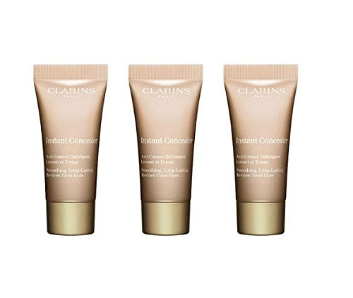 Clarins Instant Concealer 02 Medium (3x 5ml / 15ml)