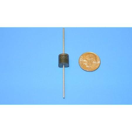 SANON 50A Diode Id/éale Batterie de Panneau Solaire Charge Anti Protection Contre Lirrigation Inverse Diode Id/éale pour Panneaux Solaires en Parall/èle