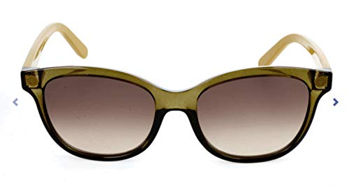 Ferragamo SF834S Gafas de sol, Verde (Grün), 55.0 para Mujer