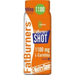 FAT BURNER SHOT (caja de 20 shots)