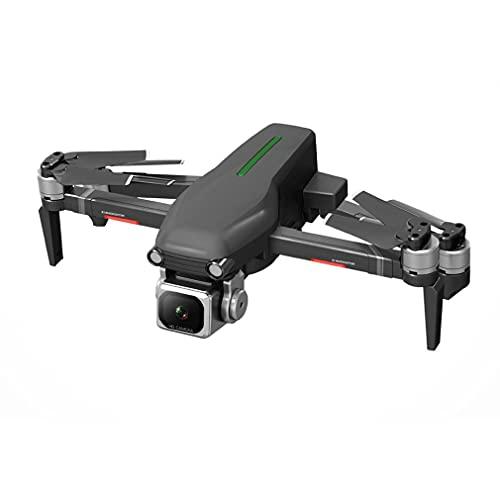 L109 Pro X1 Pro GPS Drone 4k Cámara de cardán Anti-vibración de Dos Ejes HD 5g WiFi FPV Motor sin escobillas 600m Cuadricóptero de Larga Distancia Negro