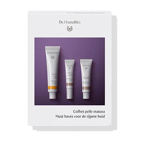 Dr.Hauschka Coffret piel madura 3 productos