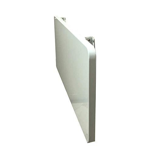 GPWDSN Mesa Plegable Blanca montada en la Pared: Ideal para la Mesa de Comedor de la Cocina del hogar, Escritorio de Estudio para niños, Mesa de Oficina para PC (tamaño: 90 Veces; 50 cm)
