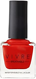 VIVRE Cosmetics Certified Breathable - Water Permeable - Oxygen Permeable - Halal Nail Polish: Fetch My Bentley