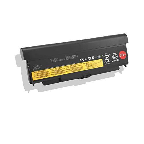 57++ 45N1152 45N1153 45N1144 45N1145 45N1150 45N1151 0C52864 0C52863 Laptop Battery Replacement for Lenovo ThinkPad T440P T540P W540 W541 L440 L540 Series (11.1V 100Wh 8.96Ah)