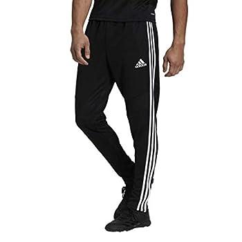 adidas Men s Standard Tiro 19 Pants Black/White Medium
