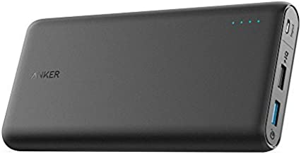 Anker Powercore Speed 20000Mah Power Bank with Quick Charge 3.0 Black