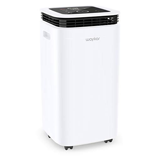 Waykar 1750 Sq. Ft Dehumidifier for Home and Basements Moisture Remove