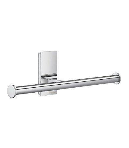 "Preisvergleich Produktbild Smedbo ""Pool Double WC-Ersatzrollenhalter,  Silber"