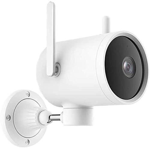 IMILAB EC3 Exterior 1296P HD Cámara IP PTZ WiFi 3 MP, cámara de seguridad WiFi, cámara de vigilancia con audio bidireccional, visión nocturna P Cámara EU