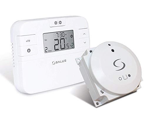 Salus RT310 digital Raumthermostat LCD Thermostat Raumregler Fußbodenheizung