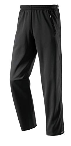 Michaelax-Fashion-Trade - Pantalon de Sport - Relaxed - Uni - Homme - Noir - W30