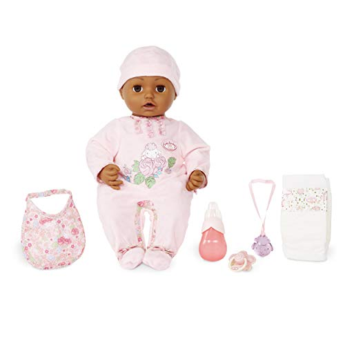 Baby Annabell with Brown Eyes Soft-Bodied Baby Doll