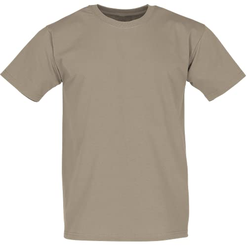 Fruit of the Loom - Classic T-Shirt \'Value Weight\' XXL,Khaki