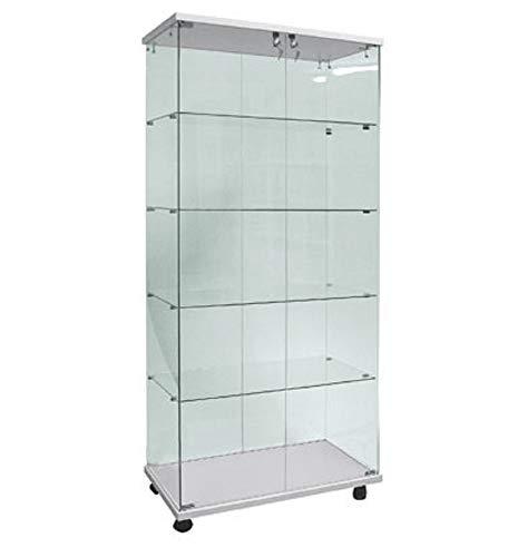 AB Vitrina de Modelado, Destacados en Cristal, Caja de Cristal, Tienda del gabinete