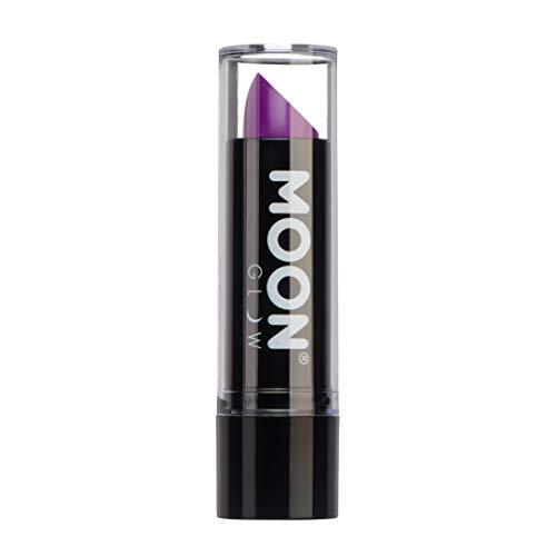 Moon Glow -Neon UV Lippenstift4.5gIntensiv Purpur –ein spektakulär glühender Effekt bei...