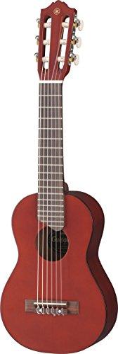 Yamaha GL1PB Guitarra Tipo Ukelele, color café caqui