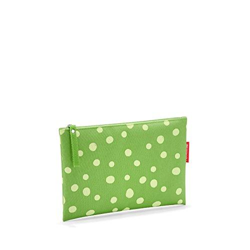 Reisenthel Case 1 Trousse à Maquillage, 24 cm, Multicolore (Spots Green)