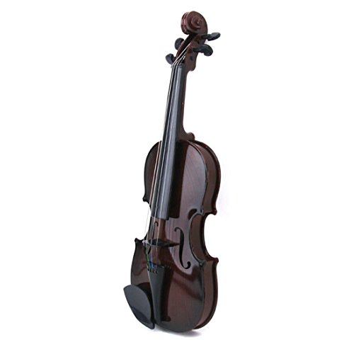 ZUJI Violn de Juguete Mini Violn Instrumento Musical Regalo para Ninos