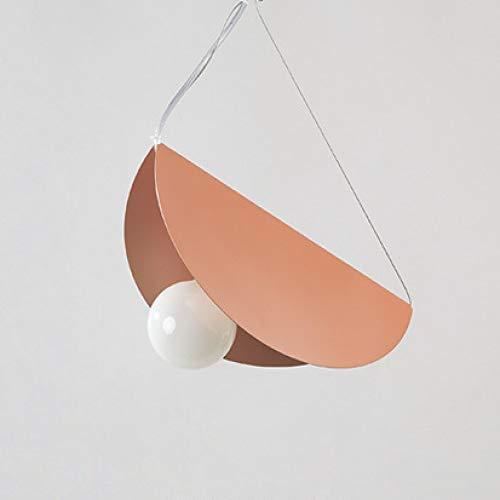 Minimalismo nórdico Droplight Ángulo ajustable E27 Pequeñas luces colgantes, lámpara de iluminación para decoración del hogar y escaparate de barra Luz puntual