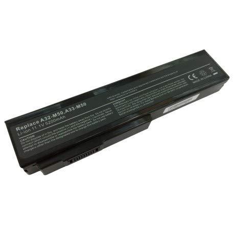 NUOVO - Batteria 5200mAh A32-M50 per Asus N53SM N53SN N53SV N53TA N53TK N61DA N61J N61JA N61JQ N61JV N61V N61VG N61VN Pro5M Pro5MD