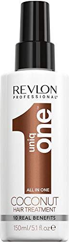 REVLON PROFESSIONAL All in One Coconut Spray senza Risciacquo Trattamento Capelli Profumo Cocco - 150 ml
