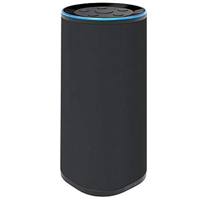 AZATOM Venture with Amazon Alexa Voice Controlled Smart Speaker - Multiroom - Bluetooth - 28W Output Power - Twin Speakers - Bass Enhanced Sound by Azatom®