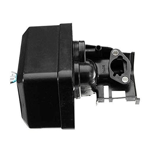 KTZAJO Filtro de aire limpiador cubierta assy generador cortacésped para GX140 GX160 GX200 168F 170F 196cc 163cc 5.5HP 6.5HP 2kw 3kw