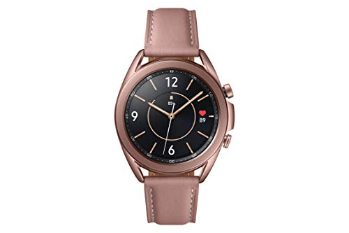 Galaxy Watch3 41mm Stainless/ブロンズ [Galaxy純正 国内正規品]SM-R850NZDAXJP