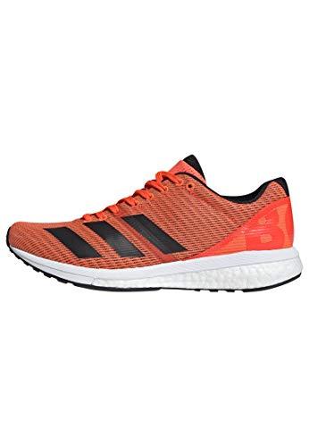 adidas Adizero Boston 8 Shoes Women's, Orange, Size 6