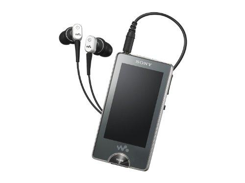 SONY ウォークマン Xシリーズ NW-1060/BI 32GB ソニースタイル限定 アイスブラック