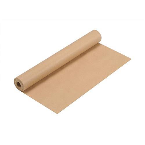 Rollo de papel Kraft de 1 ml x 40 ml.Estandar,Multiusos, ECONOMICO.Color Marron. 65 Gr/ m2. Ideal para trabajos de pintura,manualidades, embalajes, envoltorios etc etc
