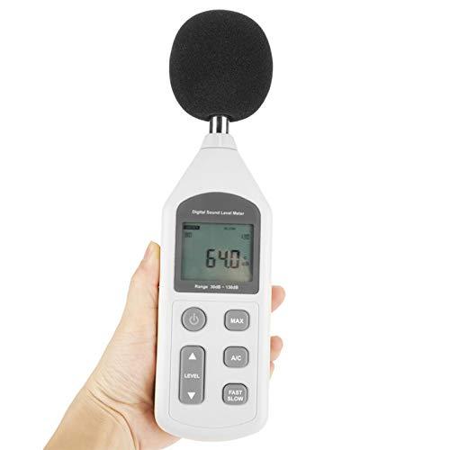 Instrumento de medición de ruido Medidor de ruido digital, medidor de nivel de sonido, para hoteles de cine en casa