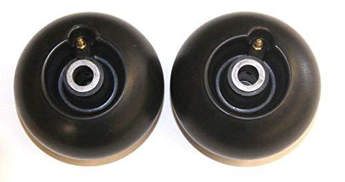 Mr Mower Parts Set of 2 Deck Wheel for Kubota 14473 ZD321 ZD326 with 60' 72' Decks K5668-42100