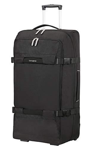 Samsonite Sonora - Bolsa de Viaje con Ruedas XL, 82 cm, 112 L, Negro (Black)