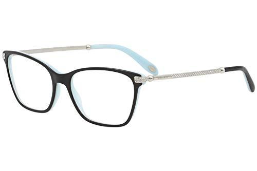 Tiffany & Co TF2158B TF/2158/B 8055 Brillen, Schwarz / Blau, optischer Rahmen, 54 mm