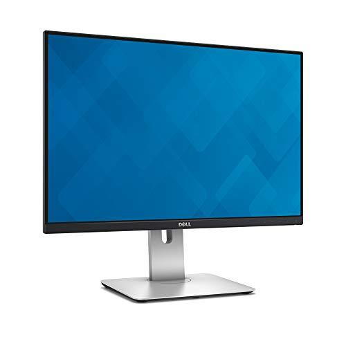 DELL U2415 61,2 cm (24 Zoll) Monitor (HDMI, USB, LED, 6ms Reaktionszeit) schwarz - 2