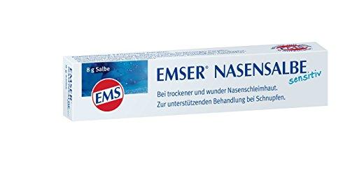 EMSER Nasensalbe Sensitiv,8g