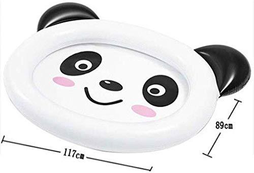 SYue Schwimmbad, Kinderbecken, aufblasbares Sommer-Panda-Baby-Fahrerlager , Familienbecken, Planschbecken, Schwimmring